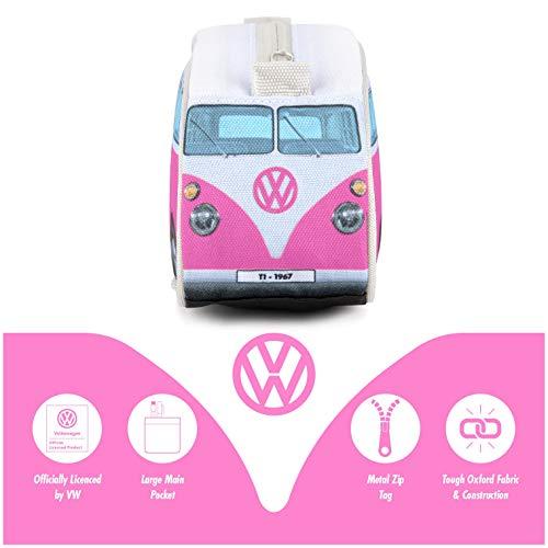 Bolsa para el Almuerzo de Volkswagen VW 4 Colores Caravana Volkswagen T1 Combi Regalos VW para Adultos o ni/ños