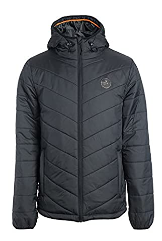 Rip Curl Melt Anti Insulated Veste Homme, Noir, FR : M (Taille Fabricant : M)