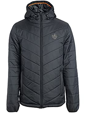 Rip Curl Melt Anti Insulated - Chaqueta para hombre, color negro, talla L