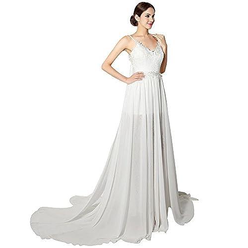 Vintage Lace Bridal Dress: Amazon.co.uk