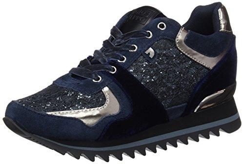 Gioseppo 31026, Zapatillas para Mujer, Azul (Blue)