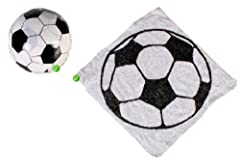 Idea Regalo - Asciugamano magico da calcio
