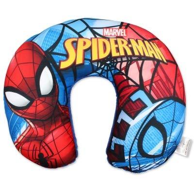Setino Marvel Spiderman Kopfkissen für Kinder, Reise-,