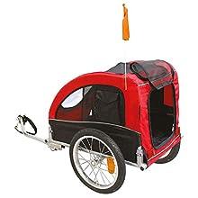 Croci C2058098 Pratico Rimorchio per Bici