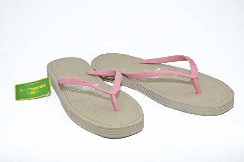 BRASILERAS Damen Light Flipflop, Pink (Pink M1LGT5364), 38 EU