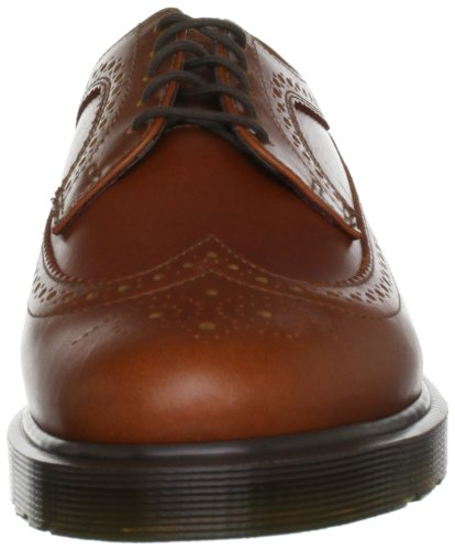 Dr Martens 3989 Analine ENGLISH TAN 14147270 Unisex-Erwachsene Schnürhalbschuhe English Tan