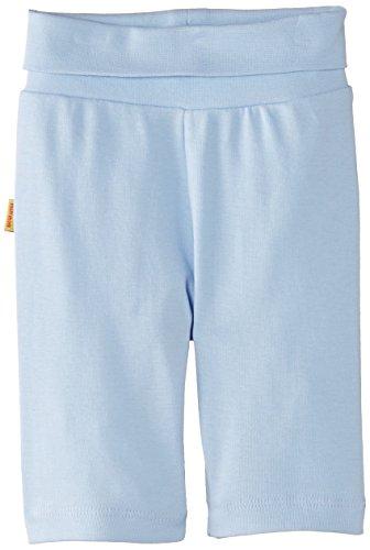 Steiff Unisex Baby Jogginghose 0006616 Jogging Trousers, Blau (Steiff baby blue), Neugeboren