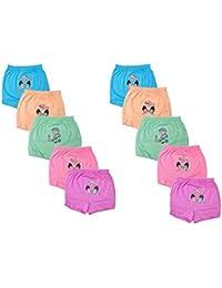 Baby Girls Drawer pack of 10