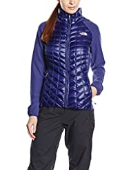 The North Face Damen synthetische Daune W Thermoball Hybrid Hoodie - Eu