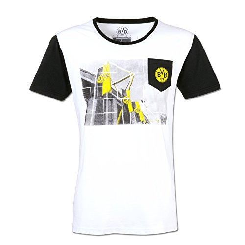 BVB-T-Shirt Signal Iduna Park XXL (Beste Ort, T-shirt)