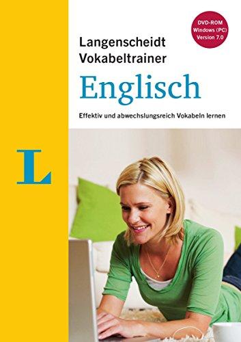 Langenscheidt Vokabeltrainer 7.0 Englisch - DVD...