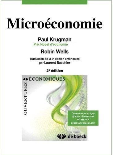 Macroéconomie de Krugman. Paul (2013) Broché