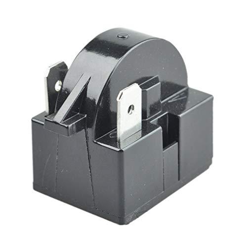 12 Ohm Widerstand Einzel Pin Terminals Kühlschrank PTC Anlasser Relais de DE -