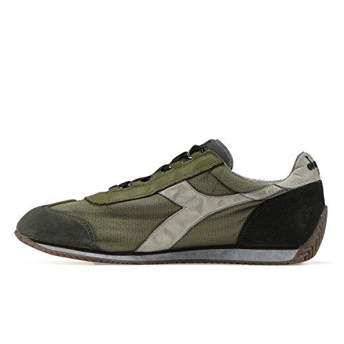 Diadora Heritage Sneakers Equipe SW Dirty per Uomo e Donna C7445 - VERDE ERBA SECCA-BEIGE FOGLIA Footaction En Línea Toma Barato Comprar Barato Muchos Tipos De d5SfPI