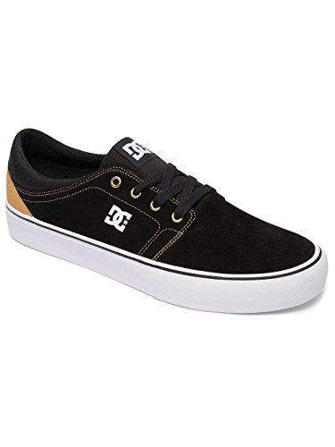 DC Shoes  Trase SD, Sneakers basses homme Noir - Black/Camel