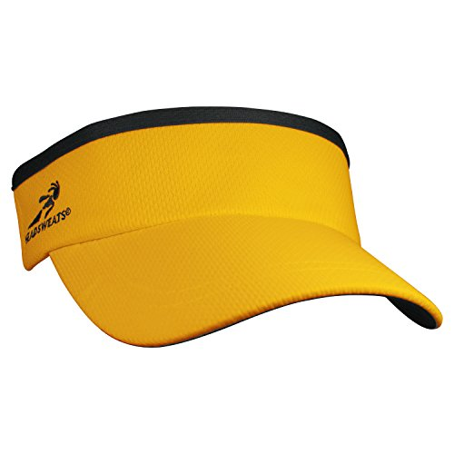 HEADSWEATS   VISERA  COLOR AMARILLO