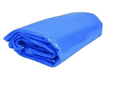 Marimex Solar abdeckplane für stahl oder frame pool 4,57 m, blau, 457x457x0,5 cm, 10400002