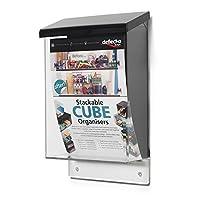 Deflecto A5 Outdoor Box - Transparent