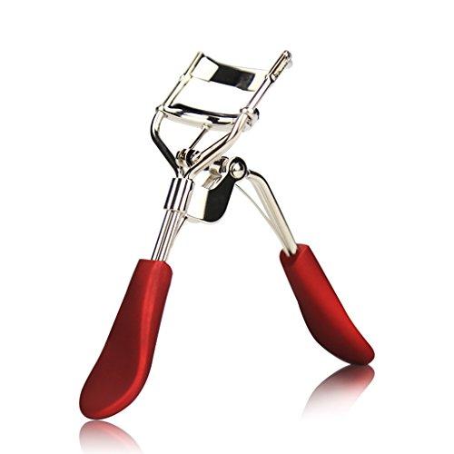 Bigoudis de cils en acier inoxydable Curl durants débutants en acier inoxydable Mini outils de maquillage des yeux sans outils portatifs