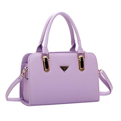 SHUhua - Sacchetto donna light purple