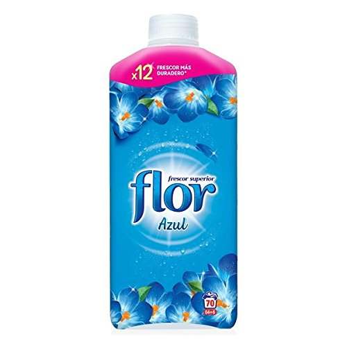 Suavizante Concentrado Flor Azul 1,5 L (70 Dosis) (Prendas De Vestir)