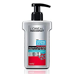 LOreal Paris Men Expert Volcano Icy Red Gel Facewash, 150ml