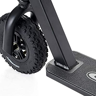 Osprey All-Terrain Gelände-Dirt-Scooter, Offroad Tretroller Stunt Scooter Roller, Mehrere Farben