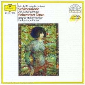 Rimsky-Korsakov : Schéhérazade - Borodine : Danses polovtsiennes