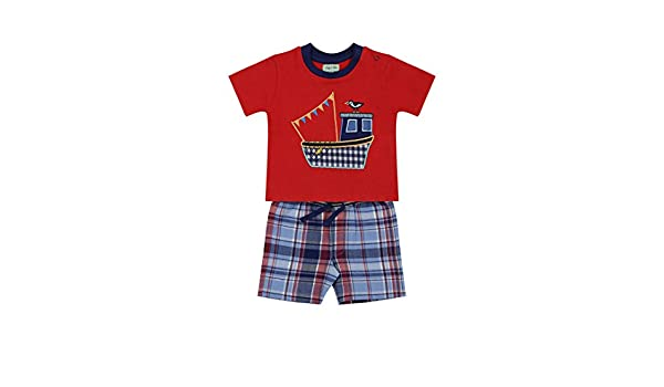 Lilly /& Sid Applique Short Set Ship Check