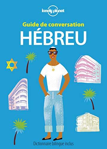 Guide de conversation Hébreu - 2ed par Lonely Planet LONELY PLANET
