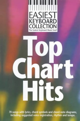 Easiest Keyboard Collection Top Chart Hits