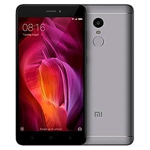 "Xiaomi Redmi Note 4 Smartphone 5.5"" 4G 32GB Doble Sim, Con Google Play [Version Europea] Gris"