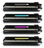Prestige Cartridge TN-230 4-er Set Toner kompatibel für Brother DCP-9010CN, HL-3040CN, HL-3045CN, HL-3070CN, HL-3070CW, HL-3075CW, MFC-9120CN, MFC-9125CN, MFC-9320CW, MFC-9325CW