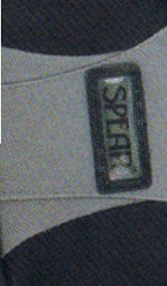 Gürteltasche 1431 SPEAR Sport schwarz/anthrazit ca. 32,0 x 12,0 x 12,0 cm schwarz/anthrazit