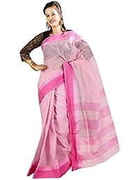 Hawai Cotton Saree (Whs00205_Pink)