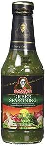 Baron Green Seasoning 370 ml (Pack of 6)