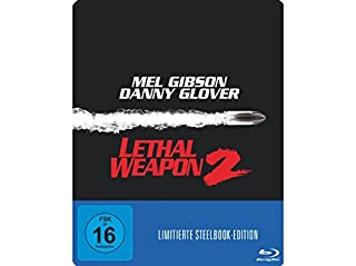 LETHAL WEAPON 2 (Blu-ray Disc) Steelbook