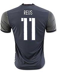 adidas Herren Auswärtstrikot UEFA EURO 2016 DFB Replica