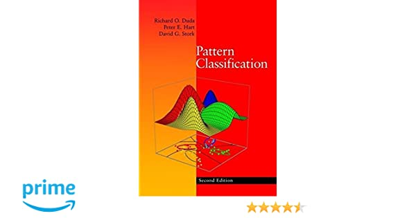 Duda Hart Stork Pattern Classification Solution Manual