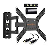 Support Murale TV Orientable Et Inclinable Support TV pour LED, LCD, OLED, A Écran...