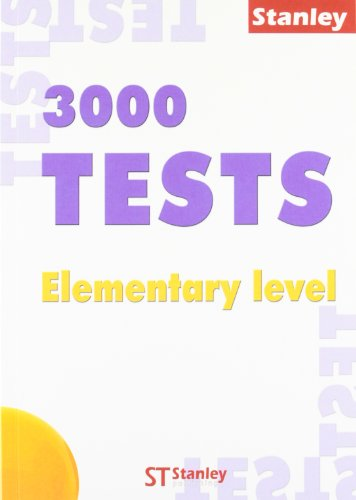 Three thousand tests elementary Ingles