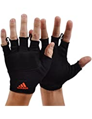 adidas Fitness guantes X16279 guantes negro, hombre, color , tamaño extra-large