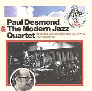 Paul Desmond & The Modern Jazz Quartet [Import allemand]