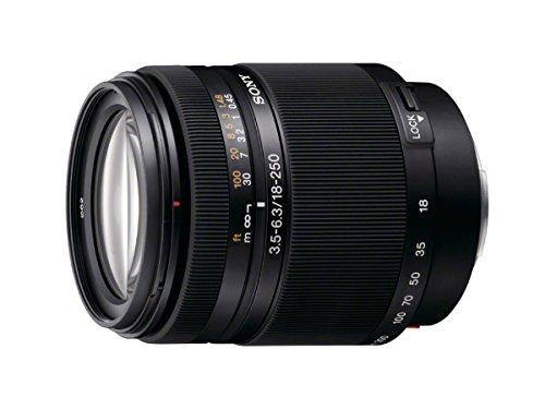 Sony SAL18250Alpha DT 18–250mm f/3,5–6,3Hohe Vergrößerung Zoom Objektiv - Sony Dt Objektiv