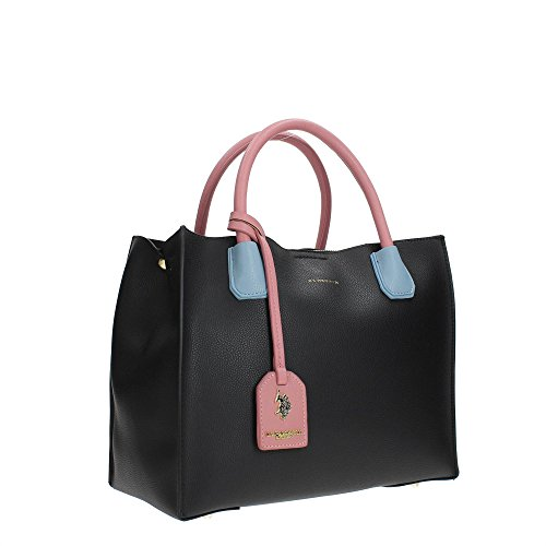 U.S. Polo Assn. BEUME0113W Shopper Donna Nero