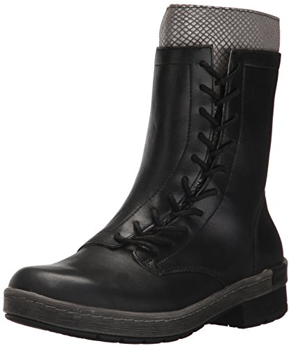 Jambu Damen Kastanie, wasserresistent, schwarz, 40 EU - Cold Weather Combat Boots