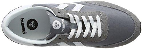 Hummel Seventyone Lo Unisex-Erwachsene Low-Top Grau (Frost Grey 2094)