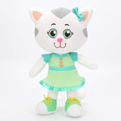 Yuanchuang peluche 20cm animali bambola peluche daniel tiger peluche ripiena giocattoli morbidi per bambini regali per bambini