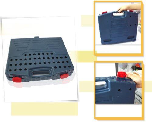 Deao malet n de herramientas convertible taller plegable - Accesorios para taladros electricos ...
