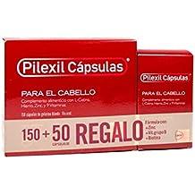 Pilexil Cápsulas para el cabello 150 + 50 cápsulas ...